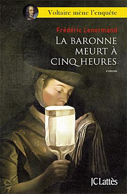 Partenariat n°14 : LA BARONNE MEURT A CINQ HEURES offert par JC Lattès 97827011