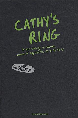 CATHY'S RING de Stewart/Weisman/Brigg 97827414