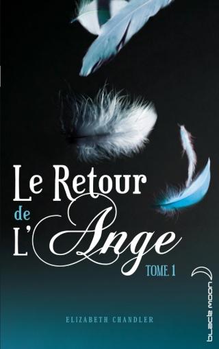 LE RETOUR DE L'ANGE (Tome 1) de Elizabeth Chandler Arton812