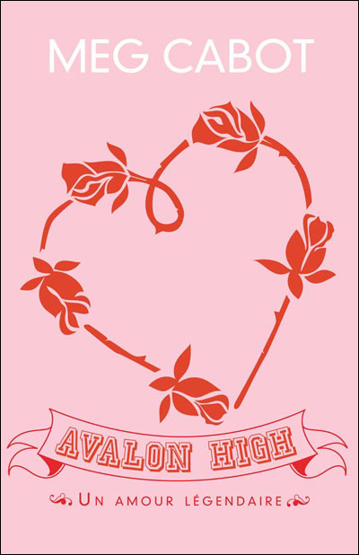 AVALON HIGH, UN AMOUR LEGENDAIRE de Meg Cabot Av10