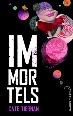 IMMORTELS (Tome 1) LA FUITE de Cate Tiernan Book_c12