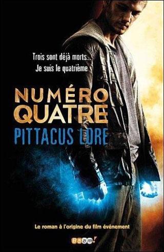 LES LORIENS (Tome 1) NUMERO QUATRE de Pittacus Lore - Page 2 Concou10