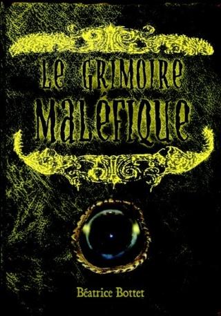 Partenariat n°66 : LE GRIMOIRE MALEFIQUE offert par Casterman Grim10