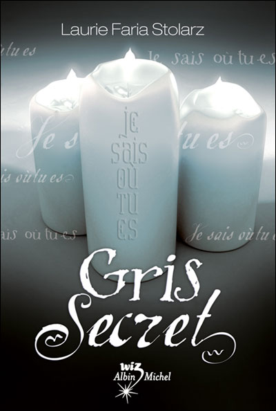 GRIS SECRET (Tome 3) de Laurie Faria Stolarz Gris10