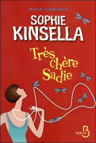 TRES CHERE SADIE de Sophie Kinsella Kins11