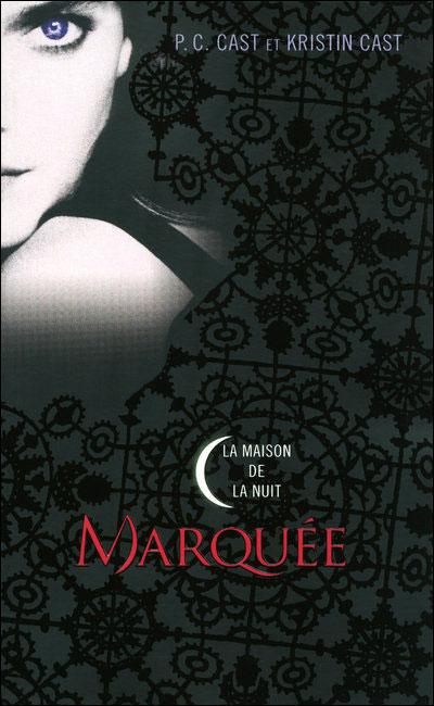 LA MAISON DE LA NUIT (Tome 01) MARQUEE de P.C. Cast Ma10