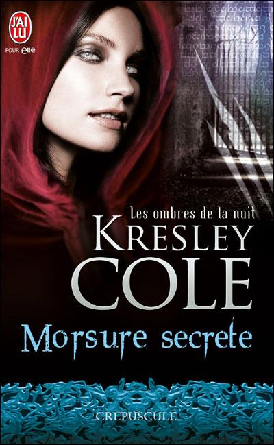 LES OMBRES DE LA NUIT (TOME 01) MORSURE SECRETE de Kreysley Cole Mor11