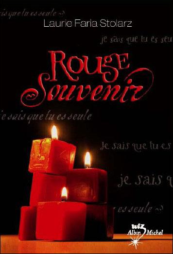 ROUGE SOUVENIR (Tome 4) de Laurie Faria Stolarz Rou10