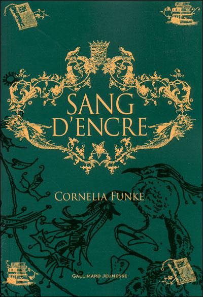 COEUR D'ENCRE (Tome 02) SANG D'ENCRE de Cornélia Funke San10