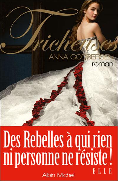 TRICHEUSES (Tome 3) d'Anna Godbersen Tri10