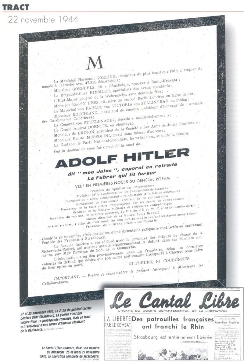 Le MONT-MOUCHET, haut lieu de la Résistance Auverg19