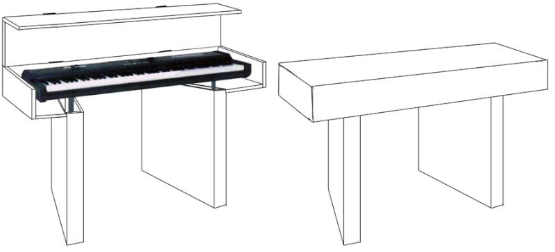 Aide d'un bricoleur pour faisabilité d'un projet de table/co Id00910