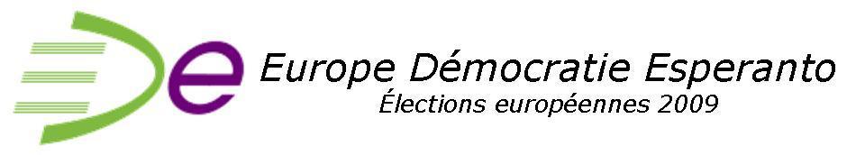 Europe - Democratie - Esperanto : Forum