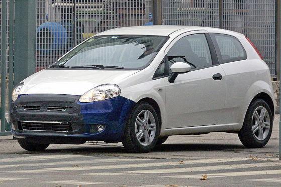 2009/12 - [Fiat] Punto Evo 62350013