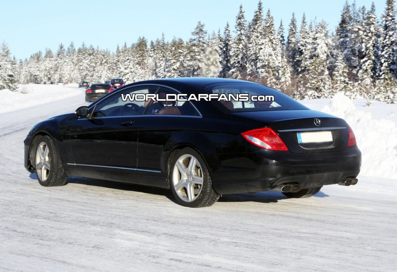 2010 - [Mercedes] Classe CL Restylé Merced17