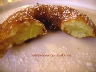 Beignets / doughnuts 110