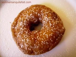 Beignets / doughnuts 210