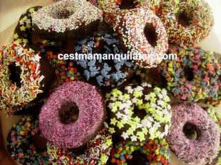 Beignets / doughnuts 310