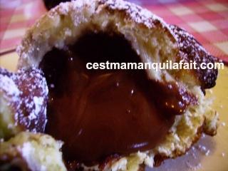 Beignets / doughnuts 412