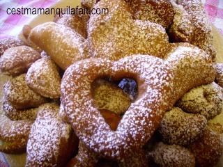 Beignets / doughnuts 611