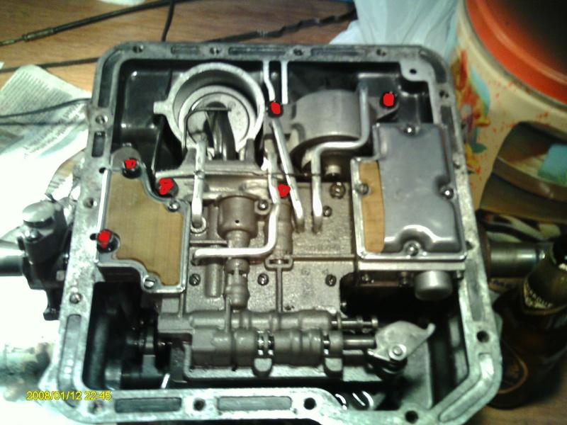 Trans Borg Warner M-37 en travaux Pict0015