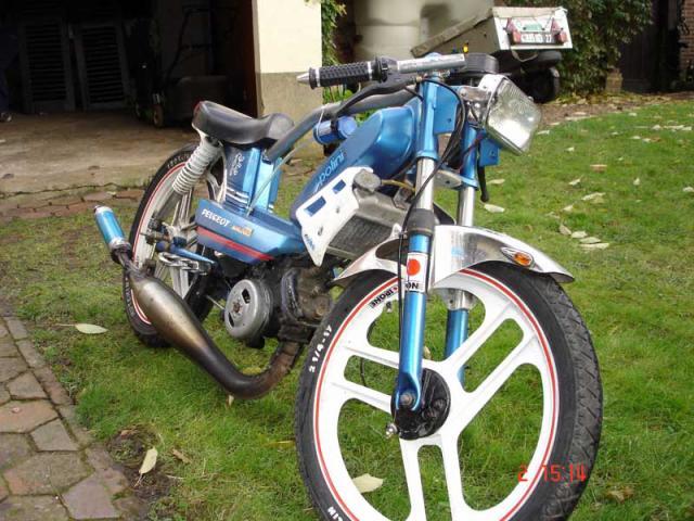 Un trike électrifié pour Cocottos & me 91465710