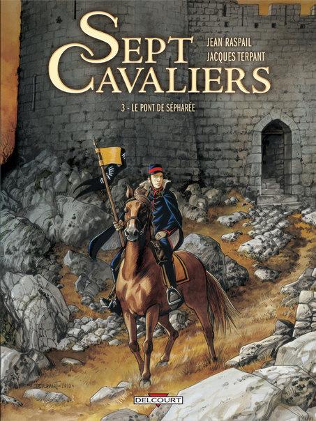 sept cavaliers  la bande dessinée - Page 8 Tome310