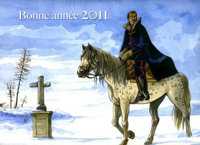 sept cavaliers  la bande dessinée - Page 10 Voeux-12