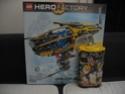 [Revue] Hero Factory 7160 : Drop Ship en première mondiale Img0410