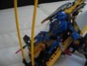 [Revue] Hero Factory 7160 : Drop Ship en première mondiale Img3510