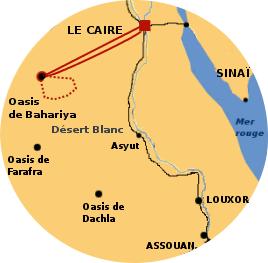 Le Désert Blanc - Egypte Dasert10