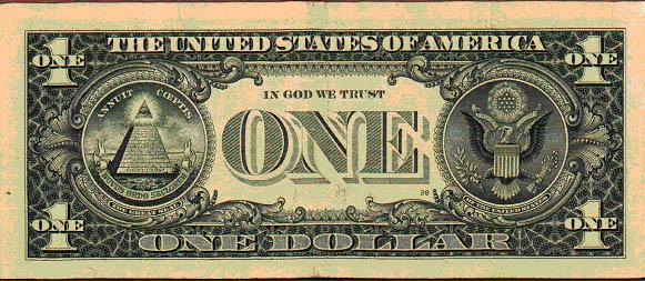 Monument emblématique des villes, région, pays Dollar11