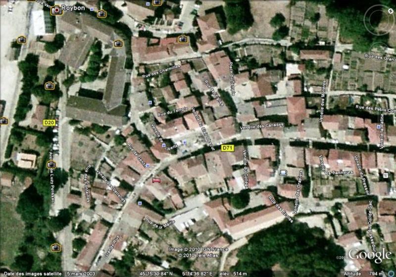 Statue de la Liberté = les répliques découvertes grâce à Google Earth - Page 3 Roybon11