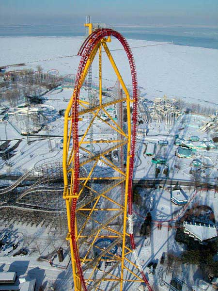 Top Thrill Dragster, Cedar Point, Sandusky, Ohio - USA Top_th10
