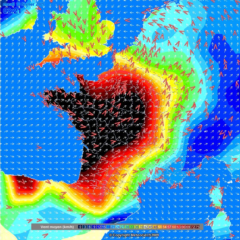 Vent / Vents / Brise / Rafale / Climat / Météo Vent11
