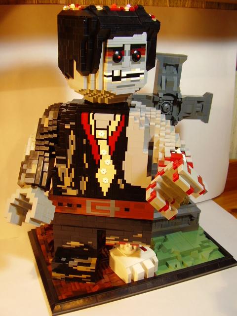 [Lego] Coup de cœur: Maxifig' Zombie P5090018