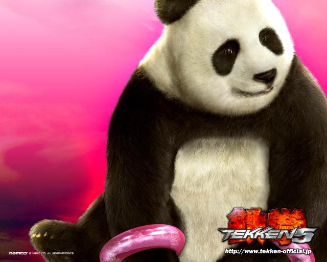 Vos personnages favoris. Panda10
