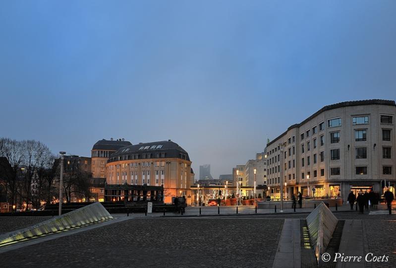 sortie Bruxelles le samedi 11 décembre: les photos  _pie0612