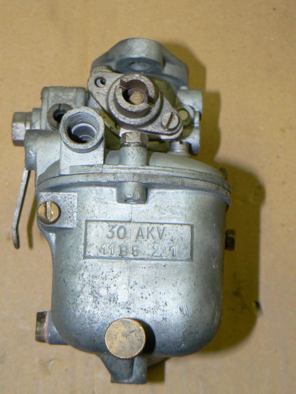 SOLEX 30AKV 0310
