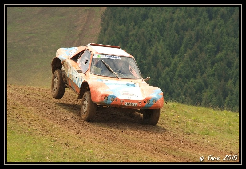 Photo fouquet orange&blanc N°23 et Jeep Dscf0645