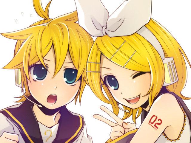 Rin y Len Kagamine Vocaloid2 30913_10