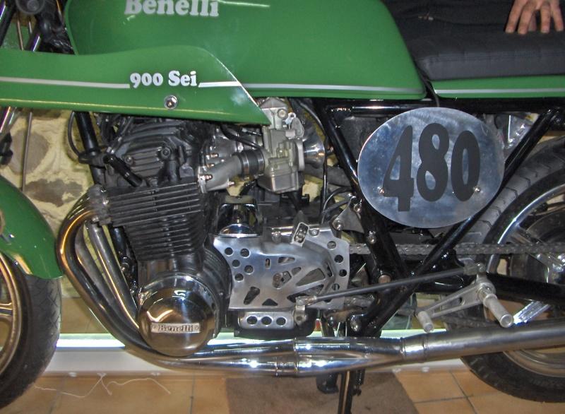 BENELLI SEI MOTO PERF 02011