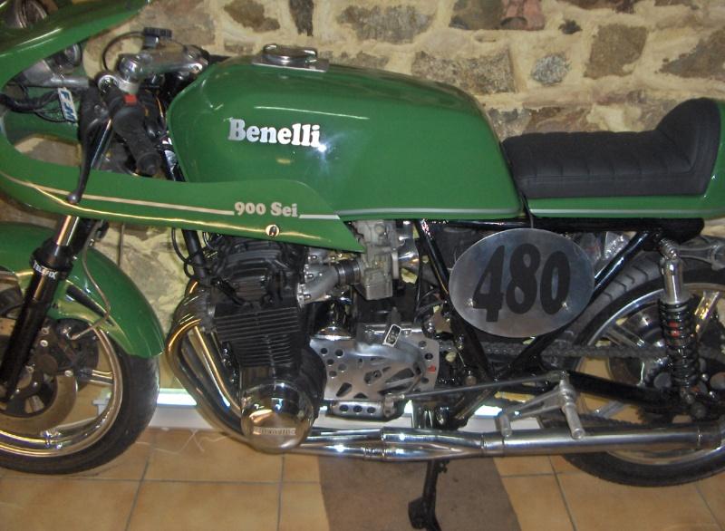 BENELLI SEI MOTO PERF 02113