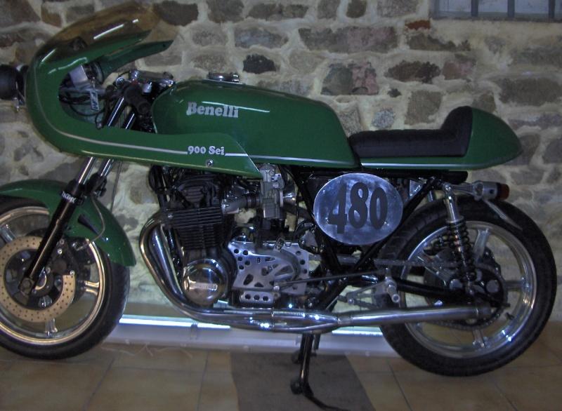 BENELLI SEI MOTO PERF 02417