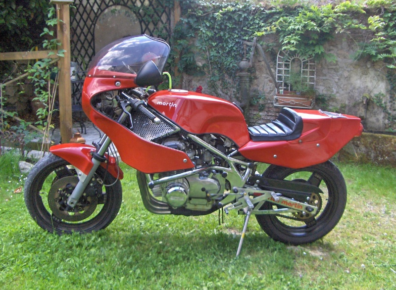 ATTENTION C'EST BEAU : Honda CB750 Café Type Motorimoda Benell15
