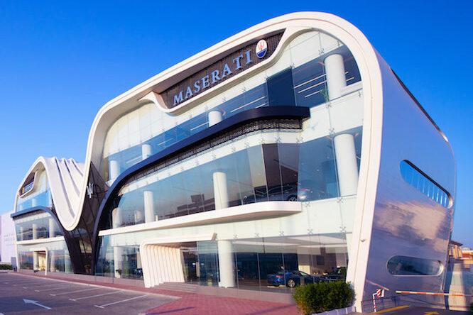 Il più grande Show-Room Maserati del mondo  Z_mase13