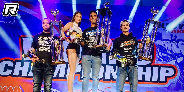 championnat du monde en slovaquie 4wdifm10