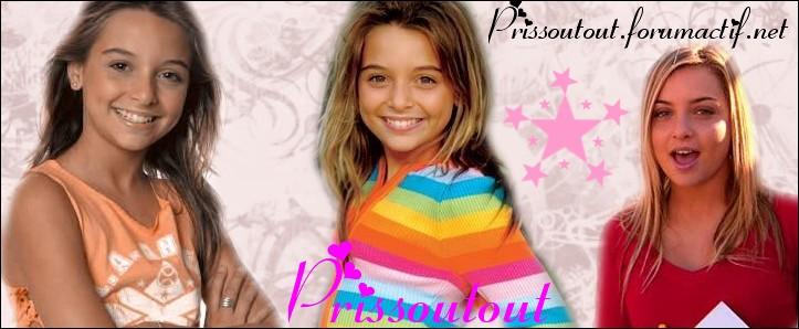 Prissoutout version 8