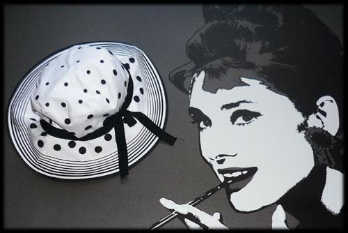 Sac à main MORGAN + chapeau + ceinture & foulard VINTAGE Chapea10