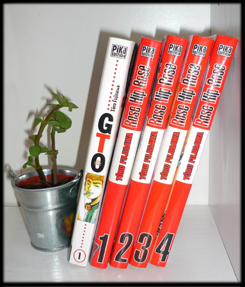 Les livres d'Audrey Manga10